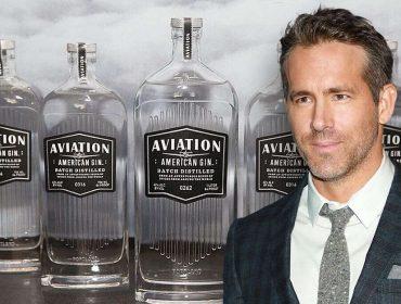 Segundo ator mais bem pago de Hollywood, Ryan Reynolds está enriquecendo ainda mais graças à bebida. Entenda!