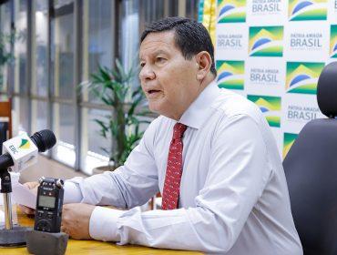 Com falas ousadas e que contradizem Bolsonaro, Mourão já pensa em candidatura em 2022