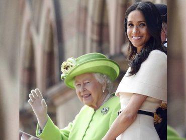 Mesmo longe da realeza, Meghan Markle ganha homenagem de aniversário da Rainha Elizabeth, Príncipe William e Kate Middleton