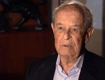 Morre, aos 99 anos, o banqueiro Aloysio de Andrade Faria, fundador do Banco Real