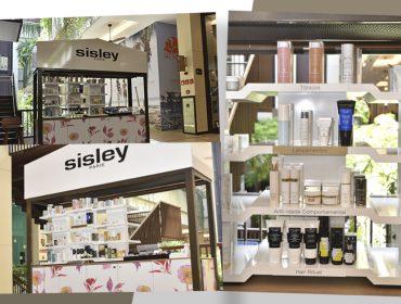 Sisley Paris chega ao Cidade Jardim com produtos que vão do skincare até maquiagem