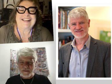 Joyce Pascowitch conversou com o professor Dante Gallian sobre a literatura como remédio da alma