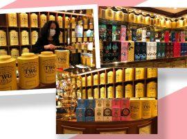 Ritz Paris ganha uma boutique da TWG Tea que propõe uma verdadeira viagem ao universo dos chás