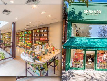 Granado traduz todo seu conceito e história em nova loja na Oscar Freire. Vem ver!