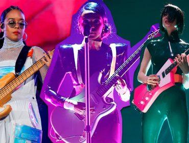 De St. Vincent a H.E.R, conheça sete mulheres guitarristas que abalam as novas e antigas estruturas. Play!