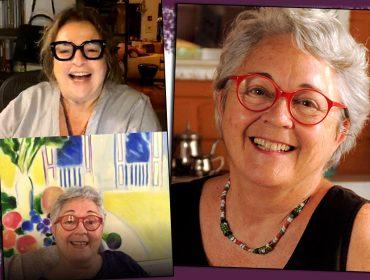 Na live dessa quarta, Joyce Pascowitch conversou com Sonia Hirsch sobre saúde, escrita e internet
