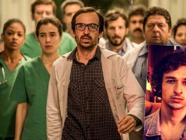 Ravel Andrade, irmão de Julio Andrade, entra para o elenco de 'Sob Pressão – Plantão Covid-19' para recontar história de Evandro