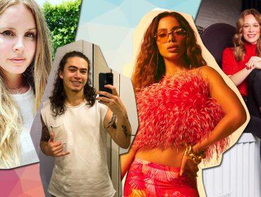 Na pista: saiba quais celebridades ficaram solteiras durante a pandemia do Coronavírus