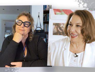 Autonomia feminina é tema da live de Joyce Pascowitch com Albertina Duarte, nesta sexta