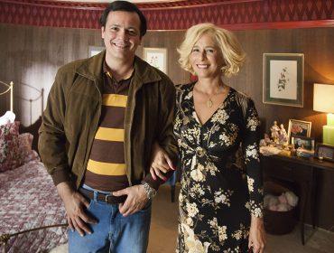 """Danton Mello revela como se sentiu nos bastidores de 'Hebe': 'O Cláudio amando a tia era o Danton encantado de estar com Andrea Beltrão"""""""