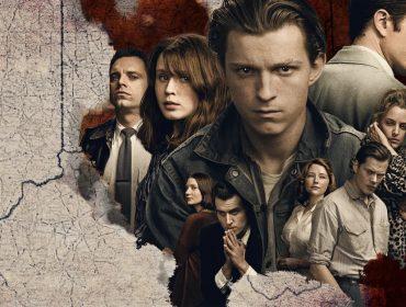 Primeiro lugar no top 10 Netflix, filme com Tom Holland, Robert Pattinson e Bill Skarsgård é nossa dica para o final de semana