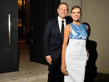 Após 22 anos, chega ao fim o casamento de Maythe e Anderson Birman, um dos mais duradouros do mundo da moda