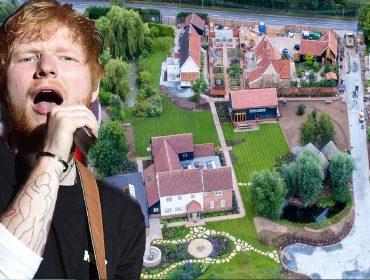 Ed Sheeran foi às compras durante a quarentena e gastou quase R$ 32 mi para aumentar seu portfólio imobiliário. Vem ver!