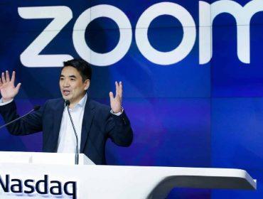 Ação do Zoom dispara na bolsa e faz fortuna de seu fundador superar os US$ 20 bi pela primeira vez