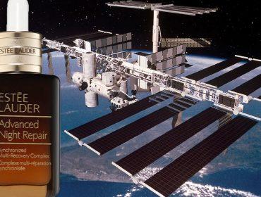 Gigante americana dos cosméticos envia sérum antirrugas aos tripulantes da Estação Espacial Internacional