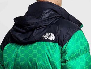 Gucci anuncia colaboração com a The North Face e leva fashionistas à loucura por causa de uma jaqueta