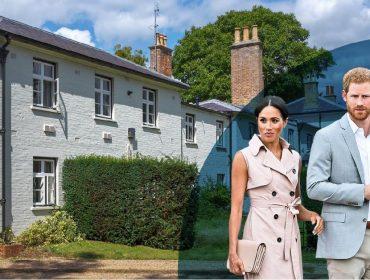 Meghan e Harry acertaram as contas com o Reino Unido pelos custos da reforma do château que ganharam de Elizabeth II