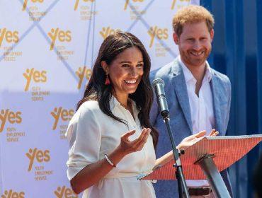 Detalhes sobre a plateia e cachê milionário: as exigências de Meghan e Harry para dar palestras