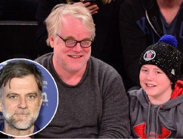 Filho de Philip Seymour Hoffman fará estreia na telona com Bradley Cooper e em novo filme de Paul Thomas Anderson