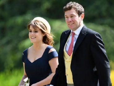 Grávida de seu primeiro filho, princesa Eugenie não deverá repassar ao herdeiro seus títulos reais
