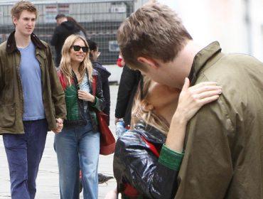 Noivado de Sienna Miller e Lucas Zwirner chega ao fim depois de apenas 9 meses. Aos fatos!