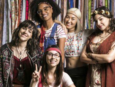 'Making Five' faz uma viagem ao passado do quinteto que protagoniza o spin-off de 'Malhação: Viva a Diferença'