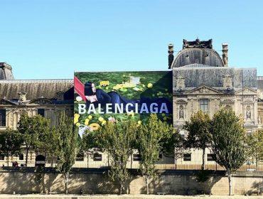 Cardi B faz sua estreia como modelo de alta costura em campanha para Balenciaga. Saiba tudo!