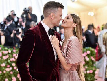 """Tom Brady revela que não faz sexo com Gisele Bündchen em dia de jogo: """"Esse não seria o meu aquecimento pré-partida"""""""