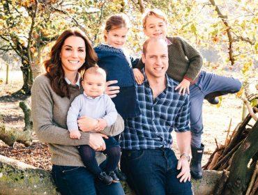 Príncipe William confessa que está aliviado com o retorno dos filhos à escola depois de cinco meses