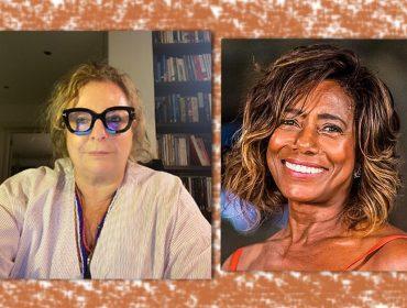 Glória Maria e Joyce Pascowitch falam sobre recomeços em live nesta sexta, às 18h, no @glamurama