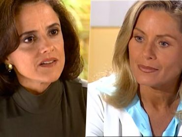 """Vera Fischer relembra como foi ser uma das 'Helenas' de Manoel Carlos em """"Laços de Família"""" e da parceria com Marieta Severo: """"Ela olha no olho"""""""