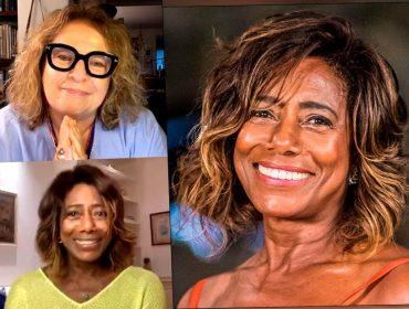 Live de Joyce Pascowitch com Glória Maria repercute em todo o Brasil e lidera audiência. Aos números!