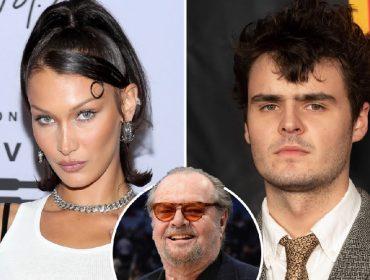 Bella Hadid e neto de Jack Nicholson estão namorado, de acordo com jornal. Aos fatos!