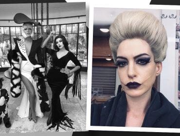 Mesmo na pandemia e com as comemorações oficialmente canceladas, celebridades mostram fantasias de Halloween na internet. Espia!