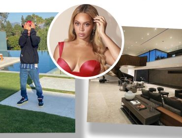 Sobrinho de Beyoncé vaza na internet imagens inéditas do château de R$ 650 milhões da tia em Bel Air. Vem ver!