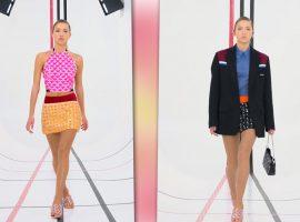 Filha de Kate Moss faz estreia discreta nas passarelas internacionais da moda e quase passa despercebida