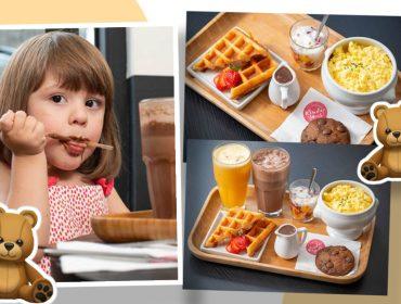 Rendez-Vous bistrô prepara 'Petit Brunch' para comemorar o Dia das Crianças