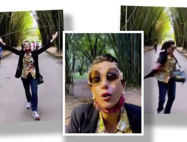 Narcisa Tamborindeguy perde anel da Cartier caríssimo em passeio pelo parque do Ibirapuera… e vira meme, claro!