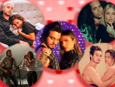 Luan Santana e Jade Magalhães terminam namoro em meio a burburinhos de clipe polêmico. Relembre casos parecidos