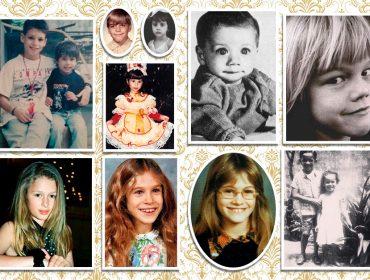 Para celebrar o Dia das Crianças, que tal voltar no tempo e espiar como eram as celebs na infância?