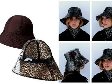 Desejo do Dia: os bucket hats para dias chuvosos da Maison Michel