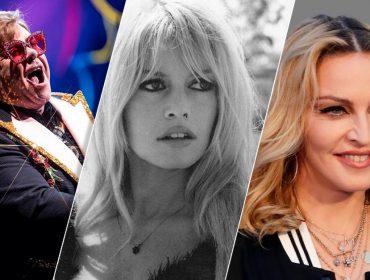 De Elton John a Madonna, confira as celebs que exibem com orgulho o sorriso com dentes separados