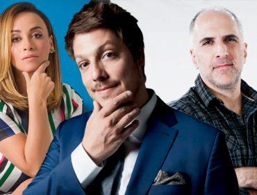 Suzana Pires, Fábio Porchat e Antônio Tabet são eleitos membros da Academia Internacional do Emmy
