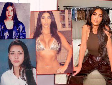 Kim Kardashian chega aos 40 anos e Glamurama mostra a evolução do estilo e da beleza da reality star ao longo do tempo
