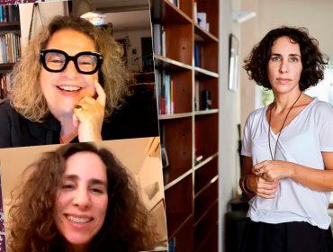 """Em live com Joyce Pascowitch, Maria Homem fala sobre análise, sexo e religião: """"Menos deuses, mais psicanálise"""""""