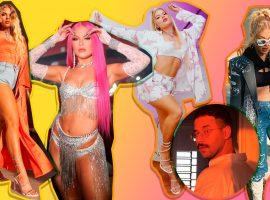 Moletom sim, sapatilha não! Stylist de Luísa Sonza entrega que visual da cantora é inspirado em Rihanna. Ao papo!