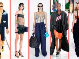 Uma tendência forte já se apresentou na temporada Primavera-Verão 2021 da semana de moda de Paris: o sportswear! Vem ver!