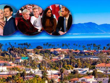 O que Montecito tem? Pequena cidade da Califórnia conquistou as celebs e Glamurama entrega os motivos