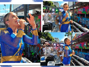 """Claudia Leitte anuncia Carnaval fora de época na Flórida com trio elétrico e tudo: """"Do nosso jeitinho brasileiro"""""""