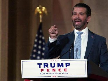 Insatisfeito com queda de retuítes, filho mais velho de Trump solta o verbo contra o Twitter